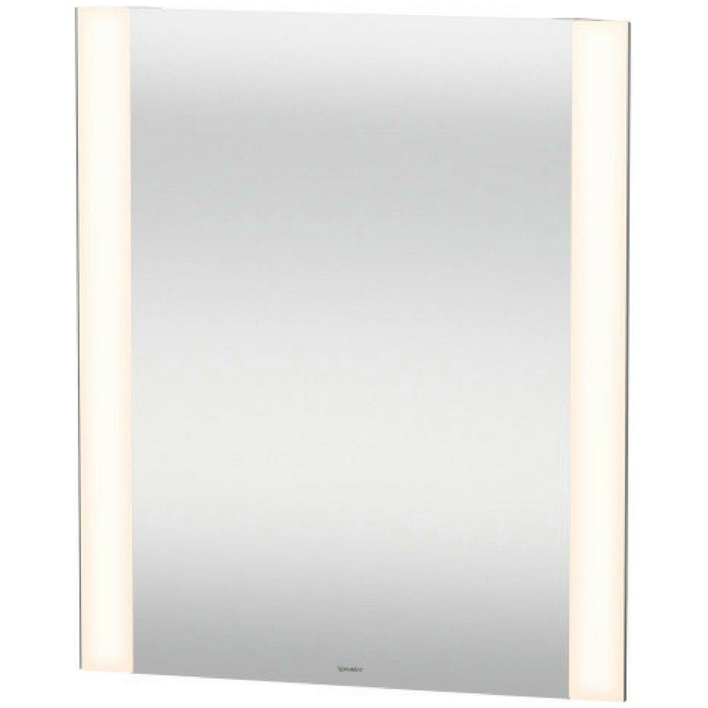 Ogledalo sa svetlom 600×700 mm Duravit 1