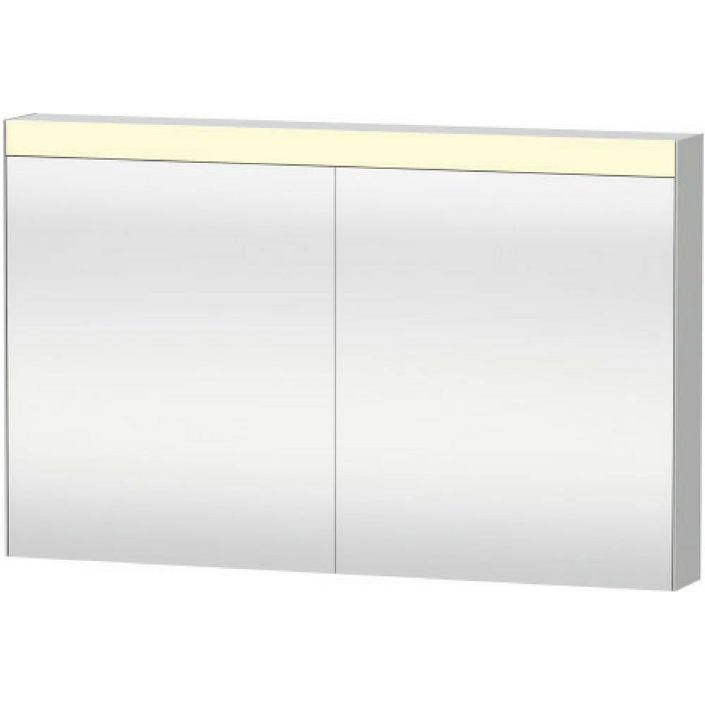 Ormarić sa ogledalom i osvetljenjem better Duravit 1210×760