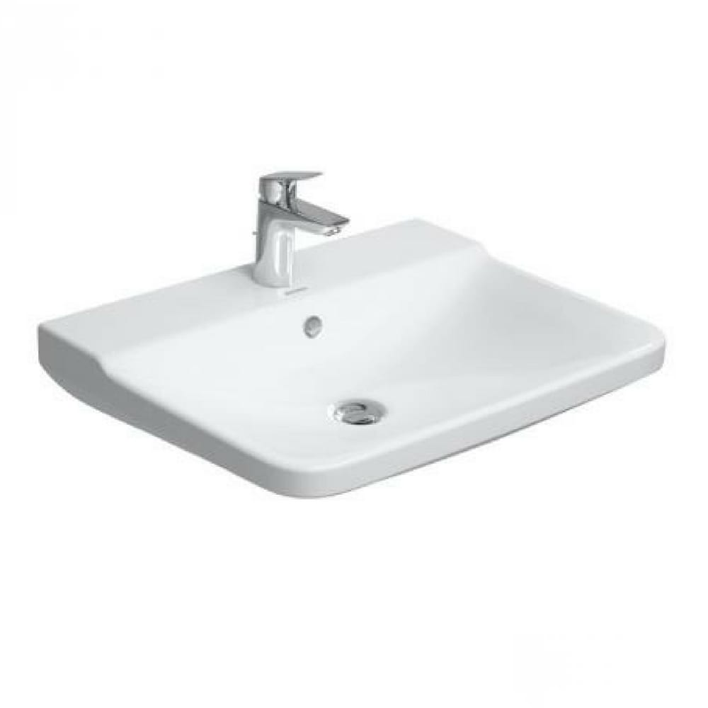 P3 Comforts Lavabo, 600×470 Duravit 1