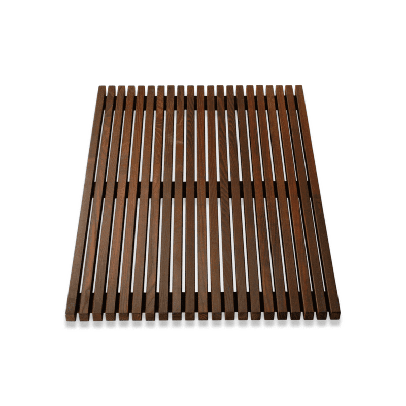 Podloga za kupatilo, Drvena, WO BME 70 x 110 cm 1