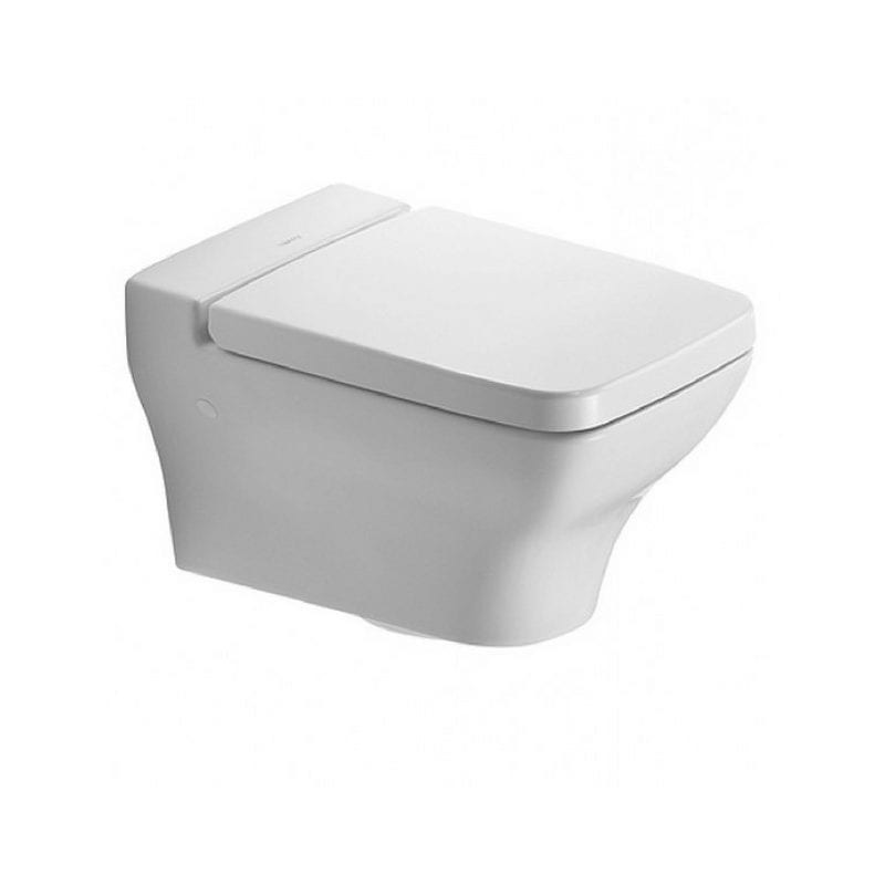 PuraVida WC šolja, konzolna zidna, Duravit 1