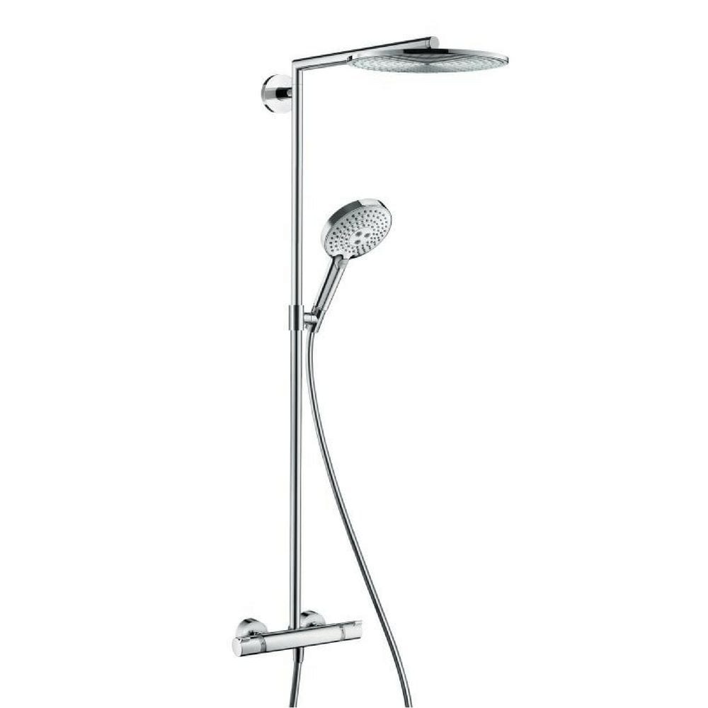 Raindance select 300 showerpipe 1