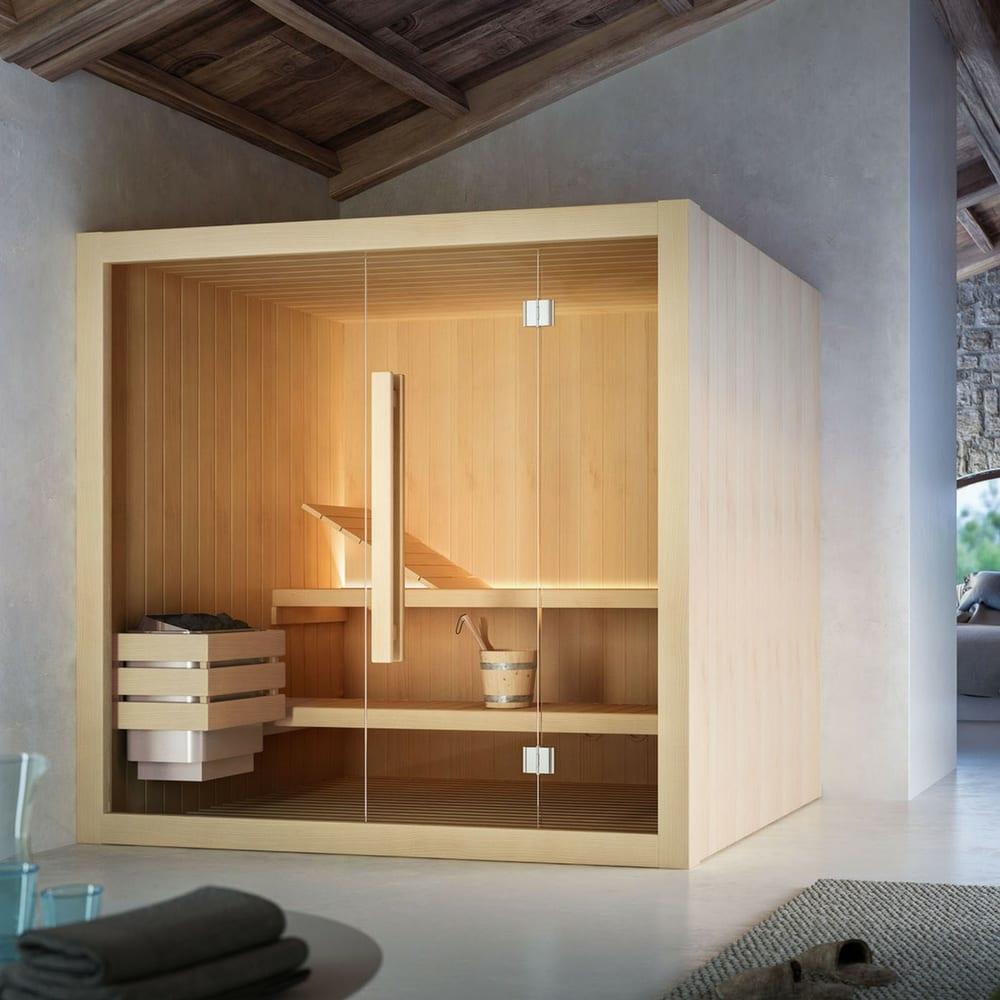 Sauna Hoshi 180×160 cm za 4 do 5 osoba 1