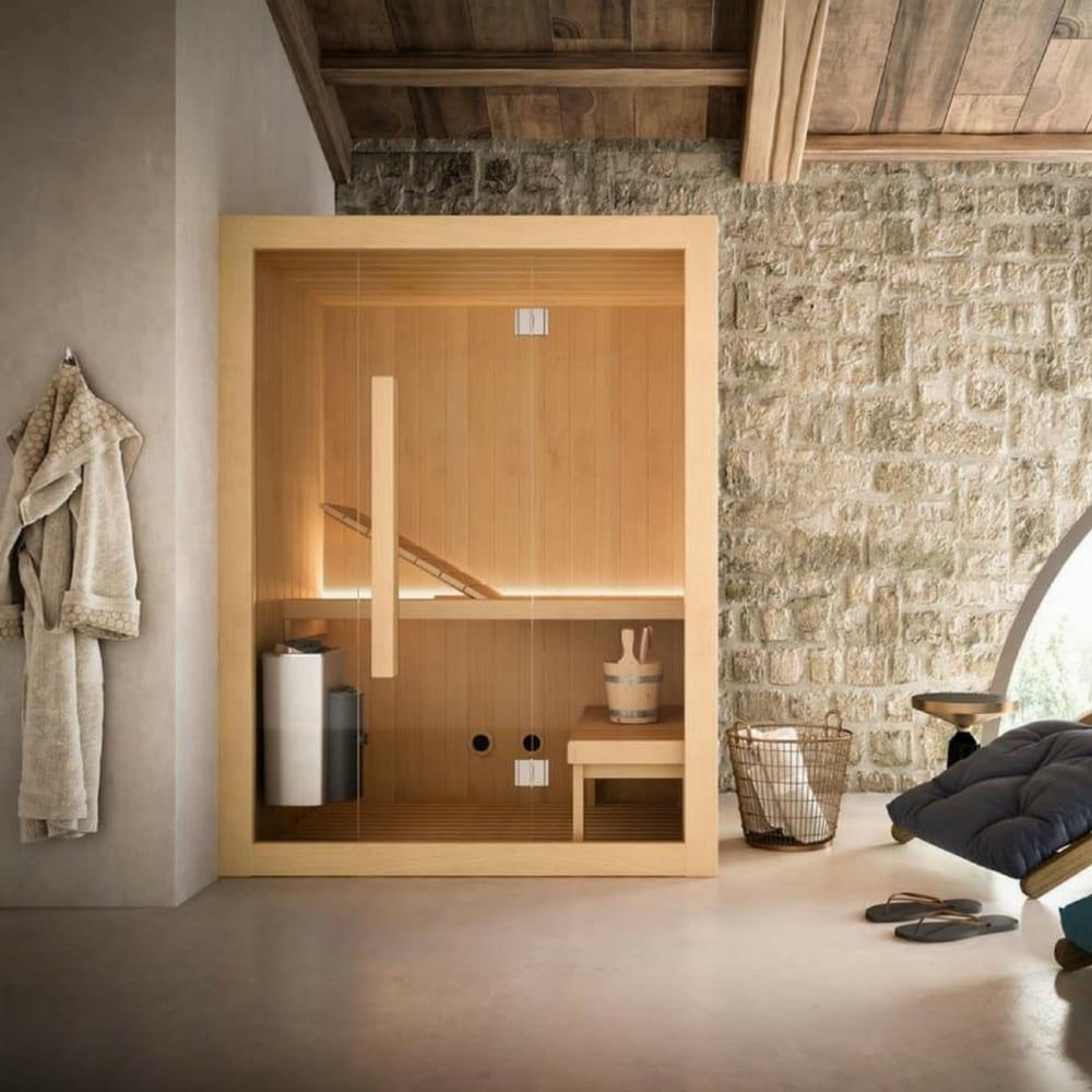 Sauna Hoshi 210×135 cm za 4 do 5 osoba 1