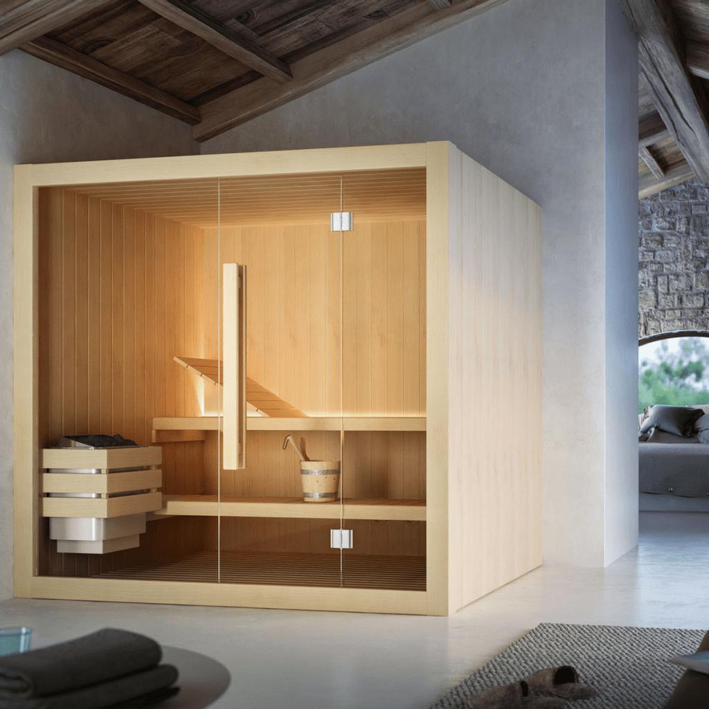Sauna Hoshi 210×160 cm za 5 do 6 osoba 1