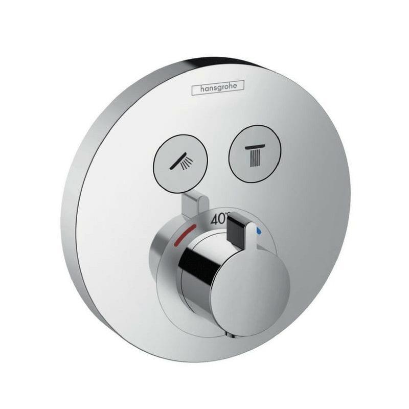 Select S termostatska maska mešača sa prebacivačem 1