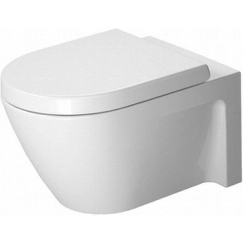 Starck 2 WC šolja, konzolna zidna 370×540 mm, Duravit 1