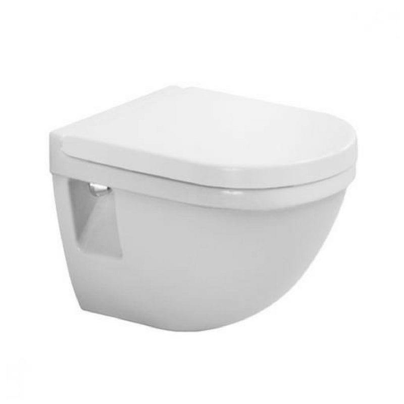 Starck 3 Compact WC šolja, konzolna zidna Duravit 1