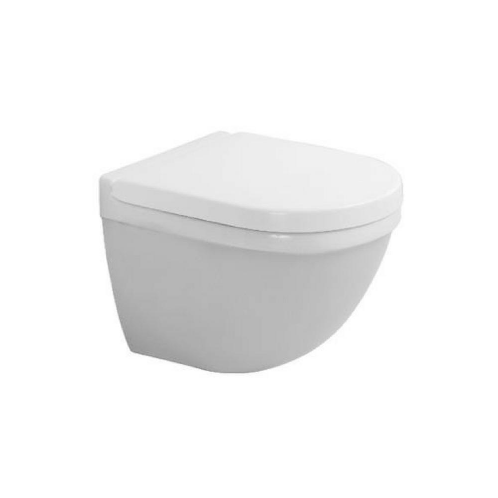 Starck 3 Compact WC šolja, sanitarna, konzolna zidna Duravit