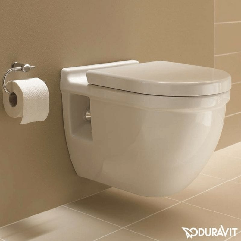 Starck 3 WC šolja, sanitarna, konzolna, zidna Duravit