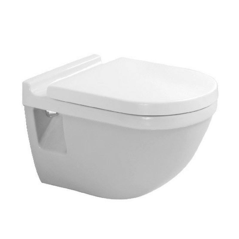 Starck 3 WC šolja, sanitarna, konzolna, zidna Duravit 1