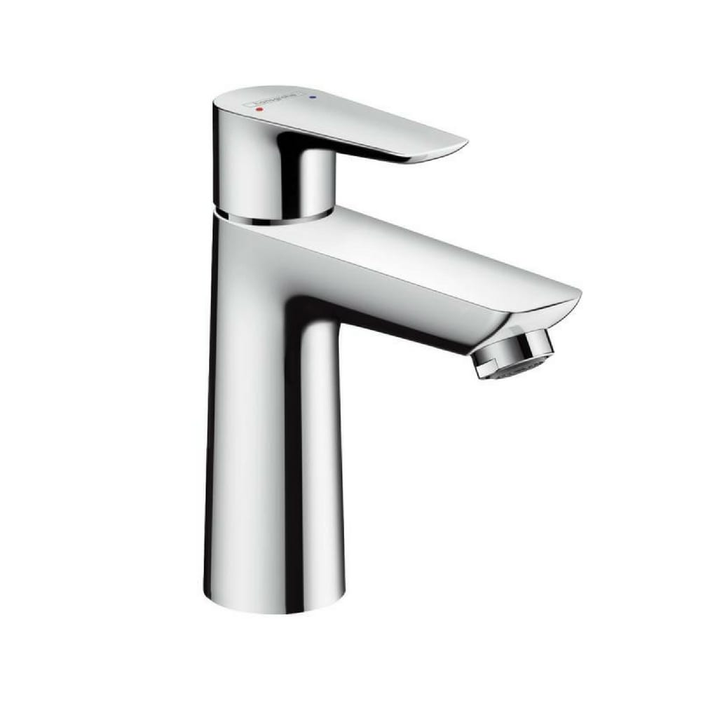 Talis E 110 slavina za lavabo sa push open podsklopom Hansgrohe 1