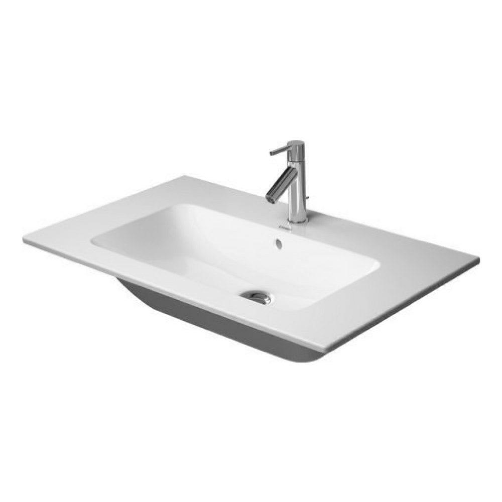 Ugradni lavabo 830mm ME by STARCK beli Duravit 1
