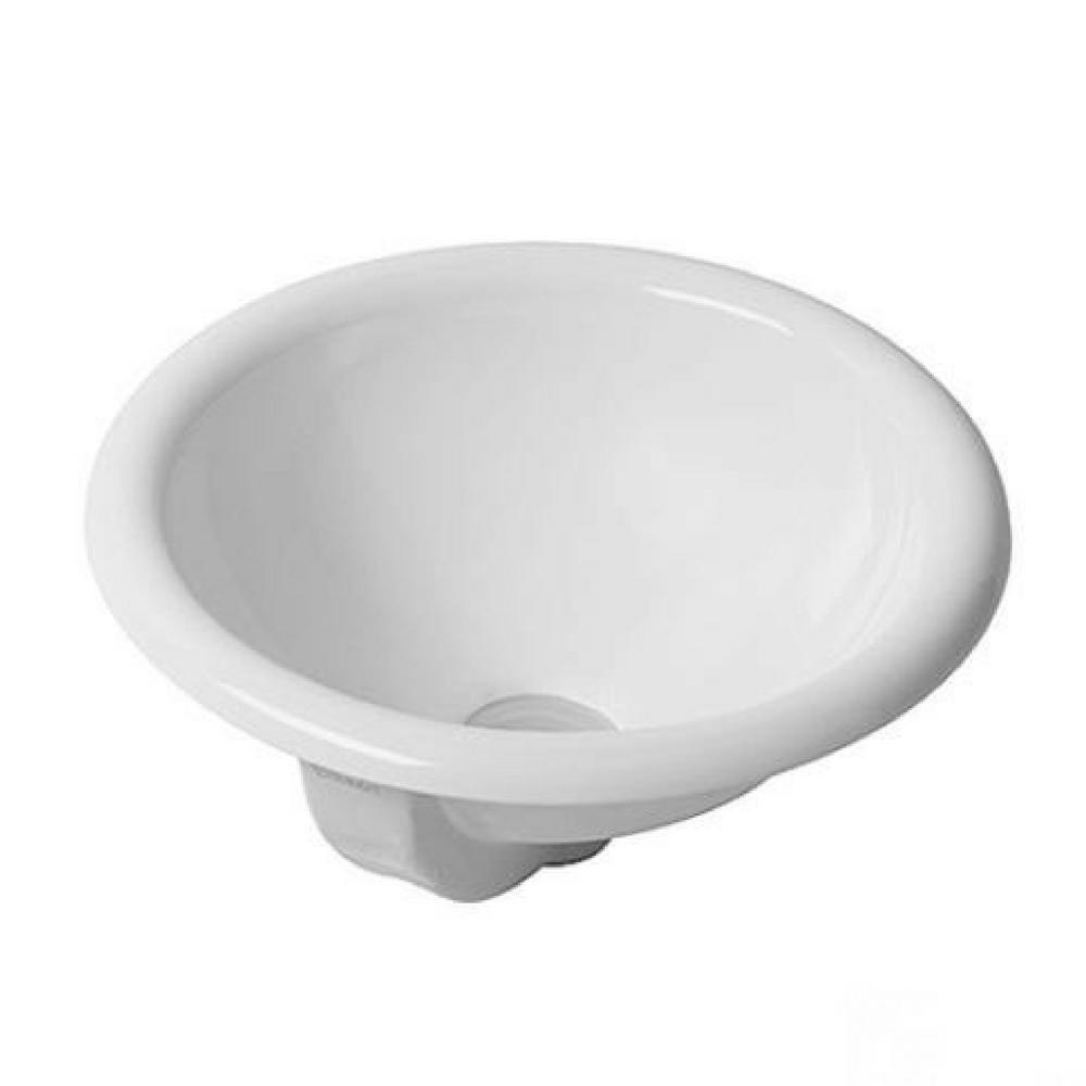 Ugradni lavabo, serije Architec, okrugli prečnika 400mm, Duravit