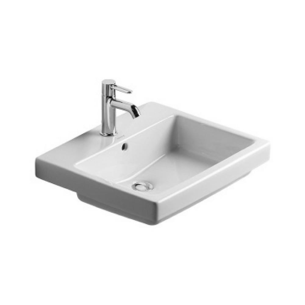 Vero lavabo ugradni, 550×465 Duravit 1