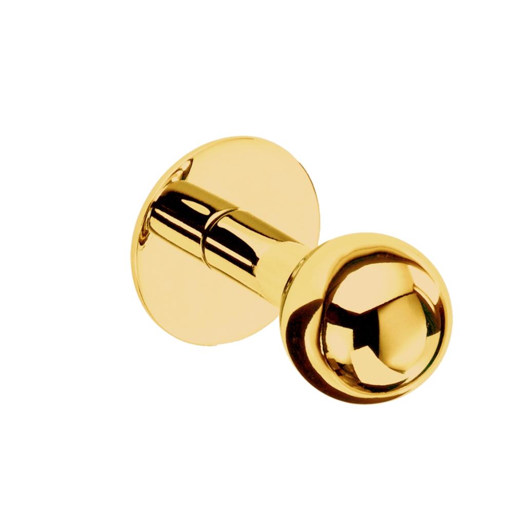 Višenamenska kukica,samostalna, mala,CL HAK1 CLASSIC, zlatna, Decor Walther
