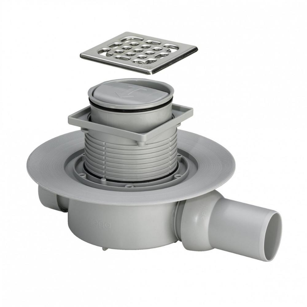 f50, Viega Advantix- horizontalni odvod za kupatilo sa sigurnosnim eliminatorom mirisa