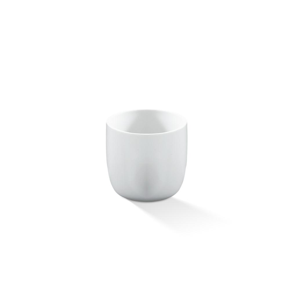 Čaša za četkice za zube DW 638 porcelan bela Decor Walther