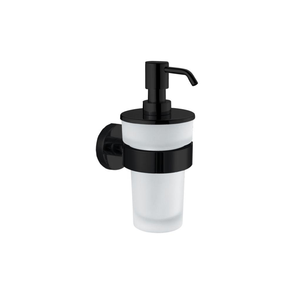 Basic dozator za tečni sapun crna boja Decor Walther