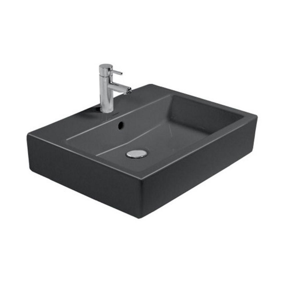 Vero lavabo 500×470 crni Duravit