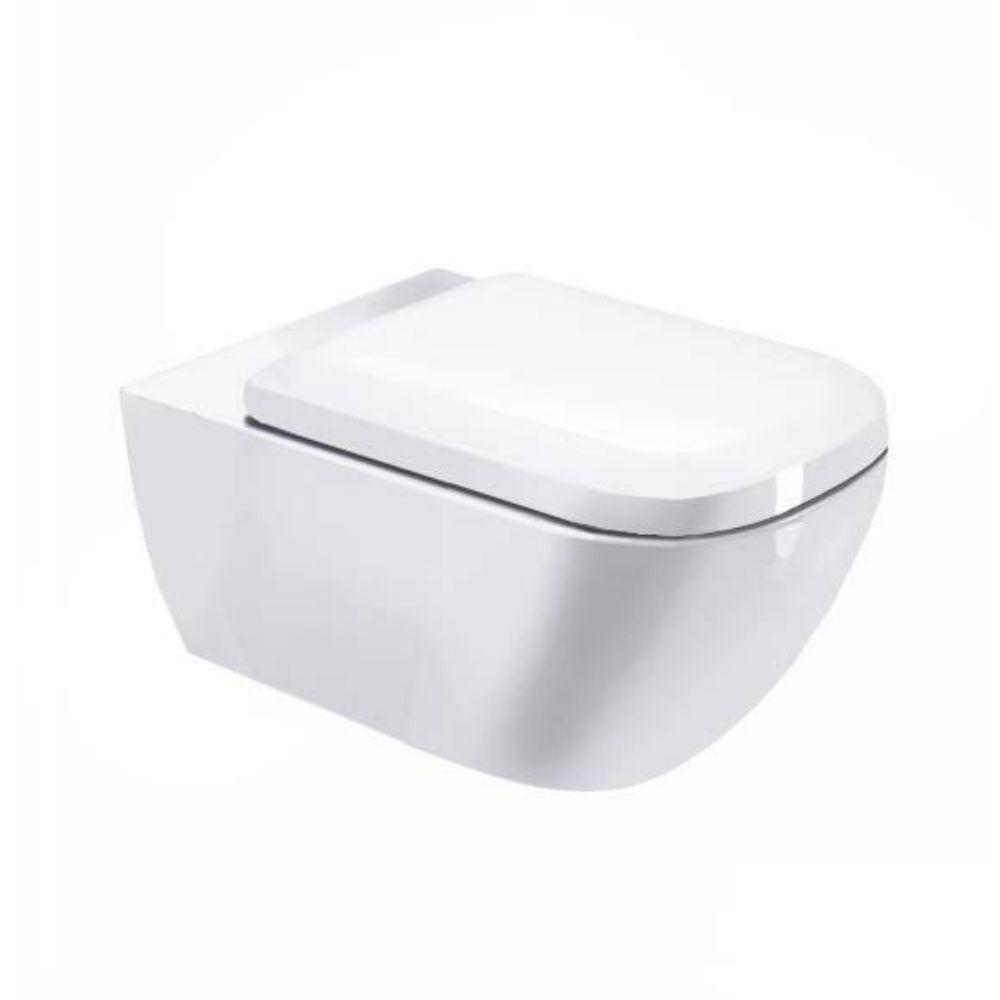Komplet Happy D.2 konzolna wc šolja i daska, Duravit
