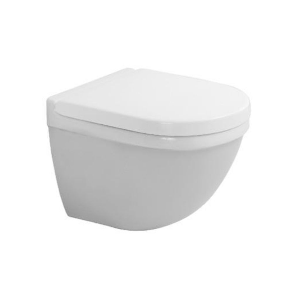 Komplet WC šolja i daska Starck 3 Compact, Duravit