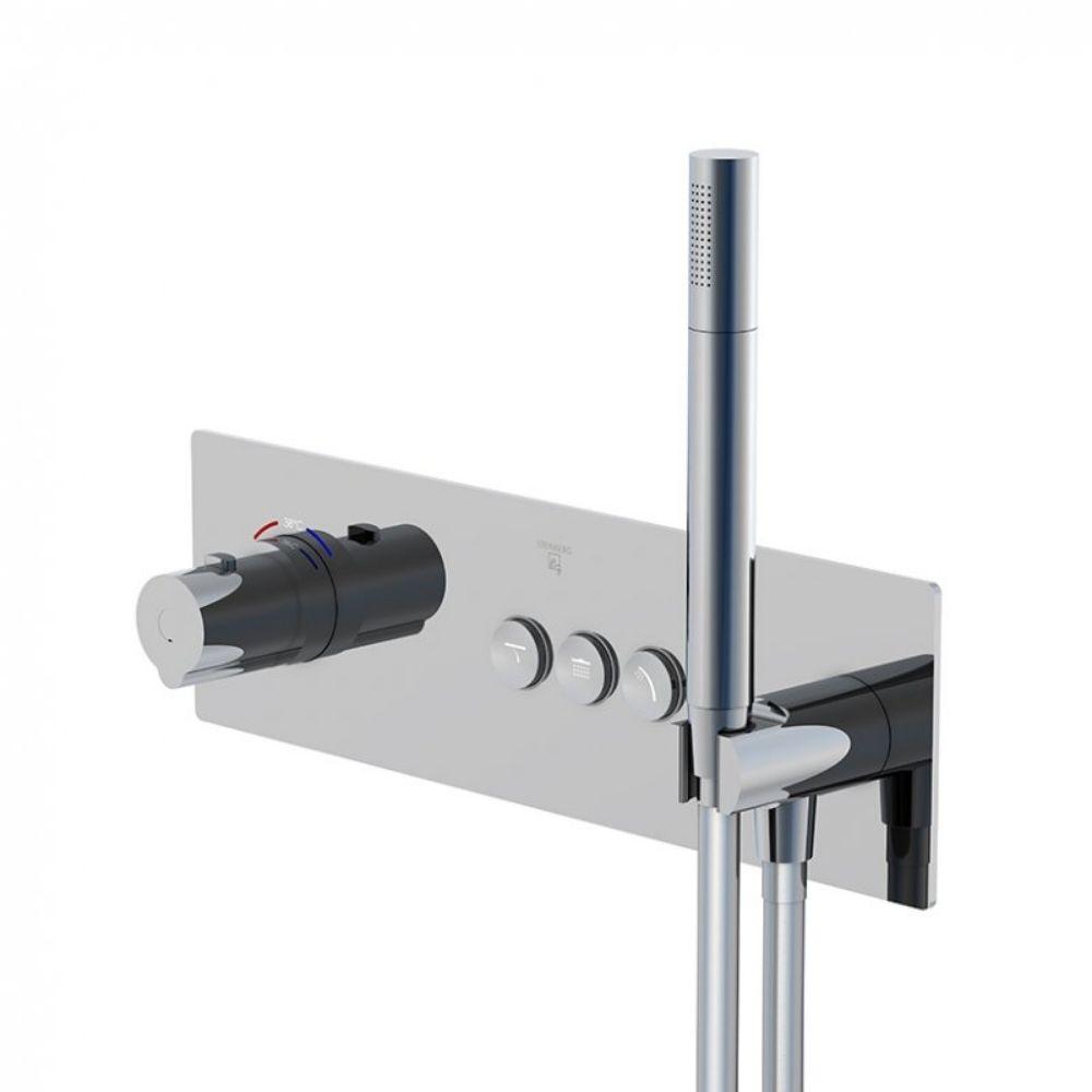 Termostatski mešač za tri potrošača i sa tušem Steinberg