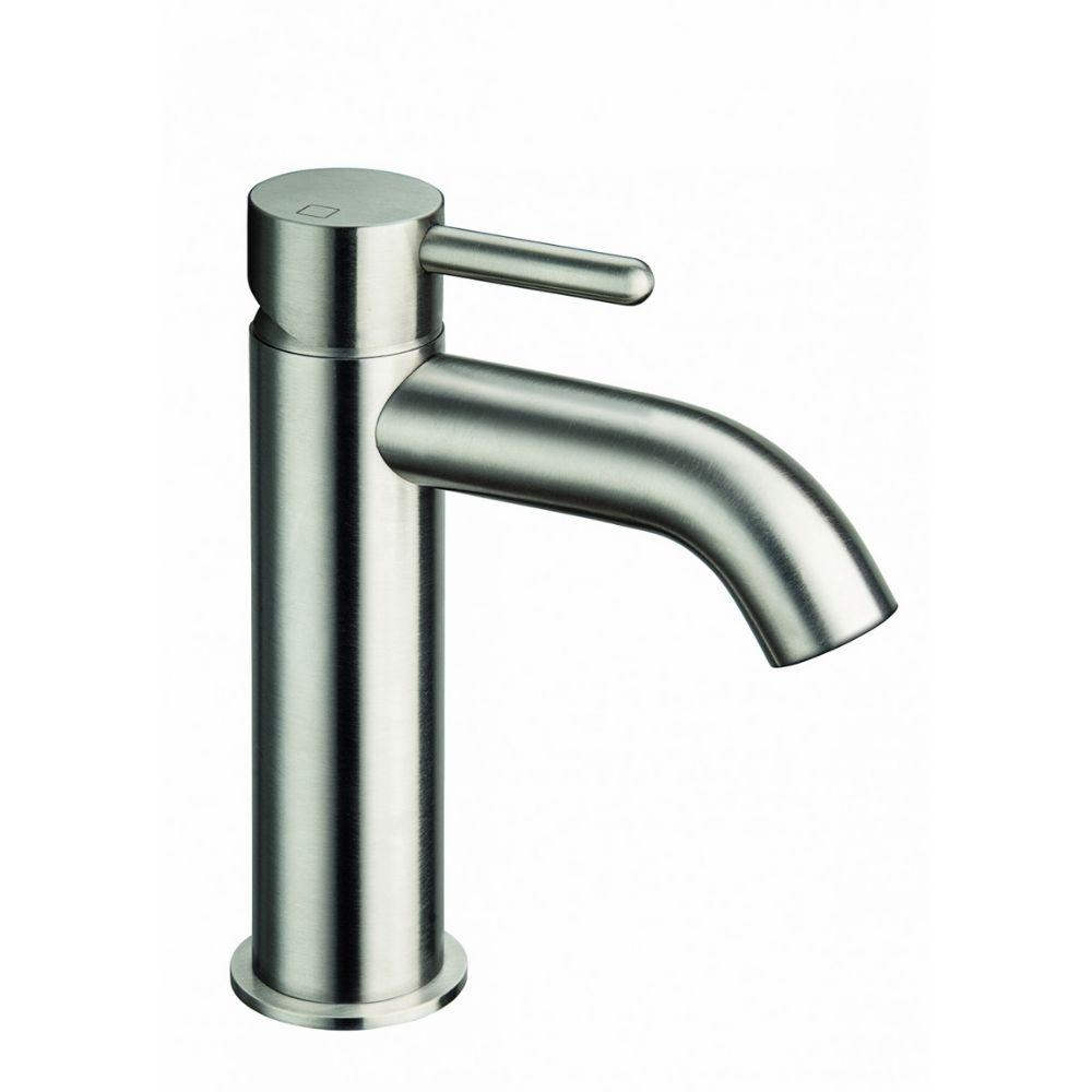 Cristina IX slavina za lavabo, obrada inox, visina 190 mm