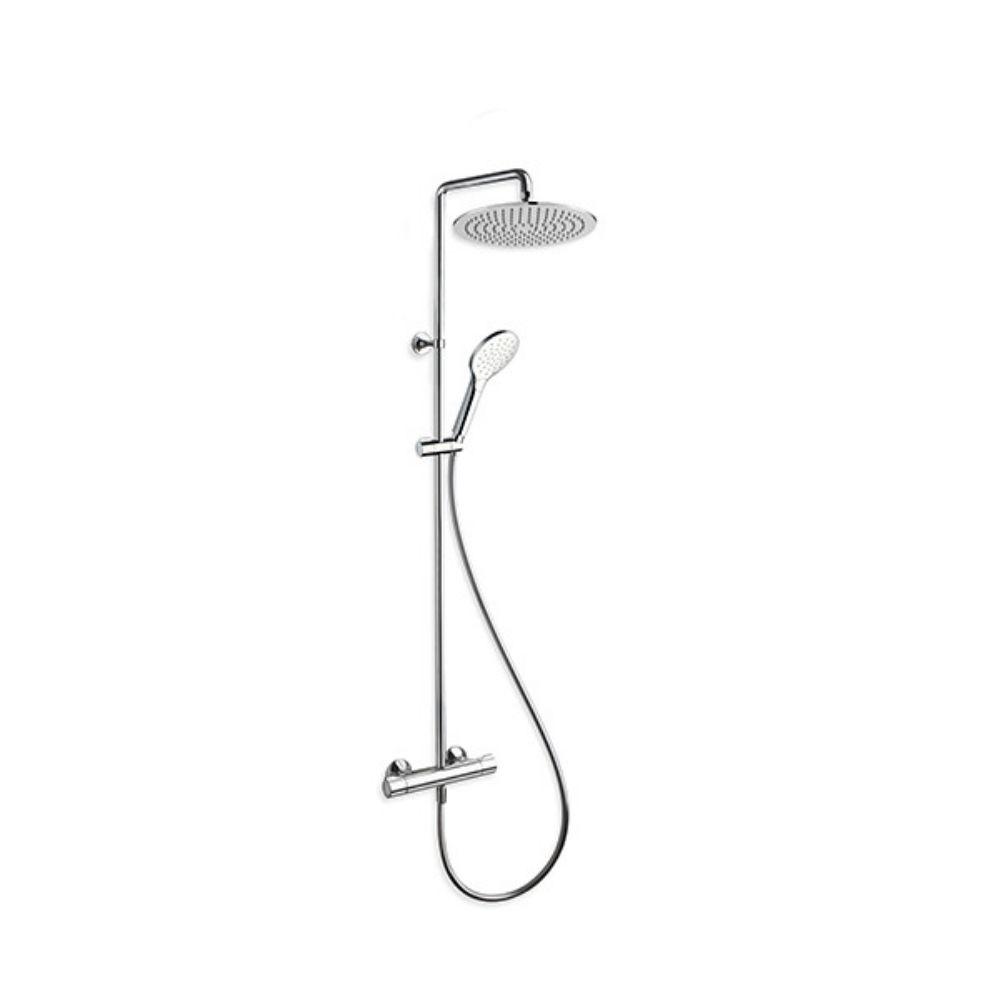 Showerpipe Tuš set sa termostatskom slavinom, Cristina