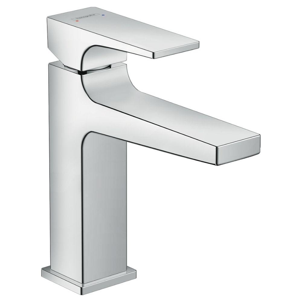 Slavina za lavabo Metropol 110 sa push open sifonom, Hansgrohe