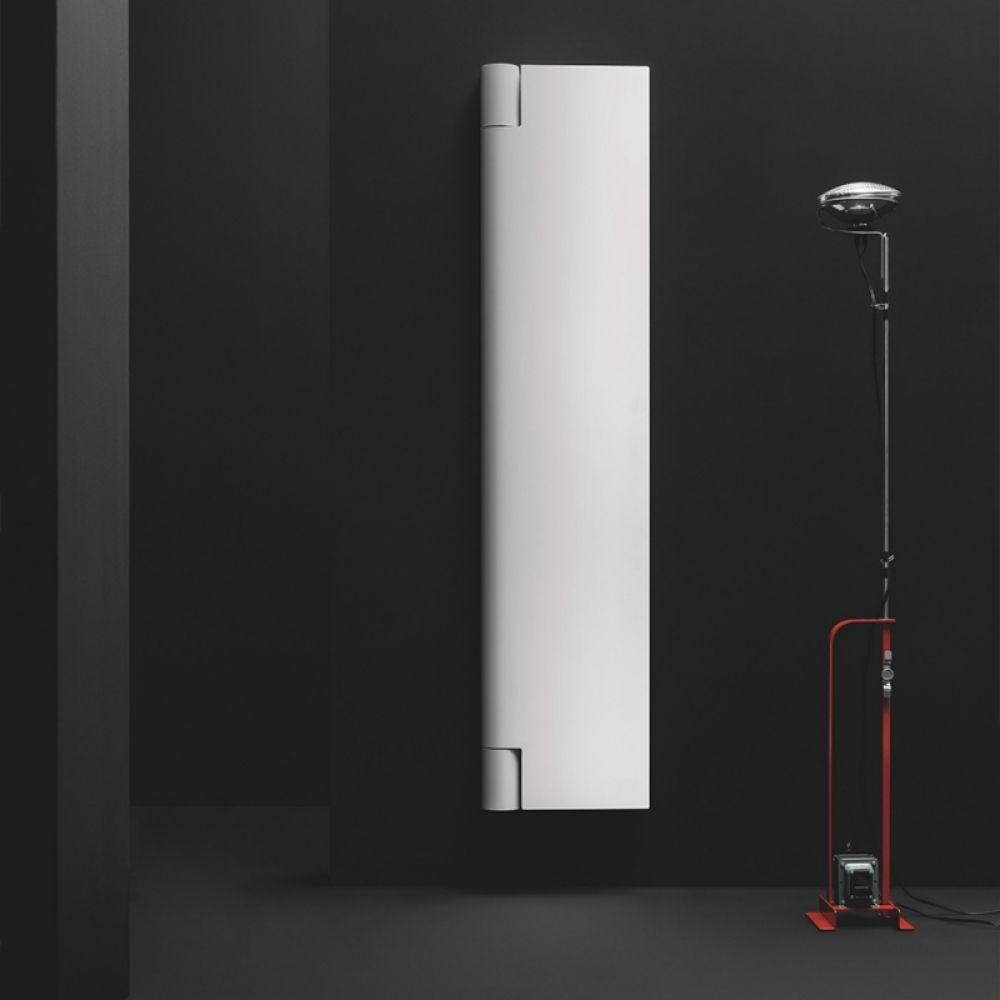 Dizajnerski radijator Byobu 1, 170×38 cm, beli, Antrax