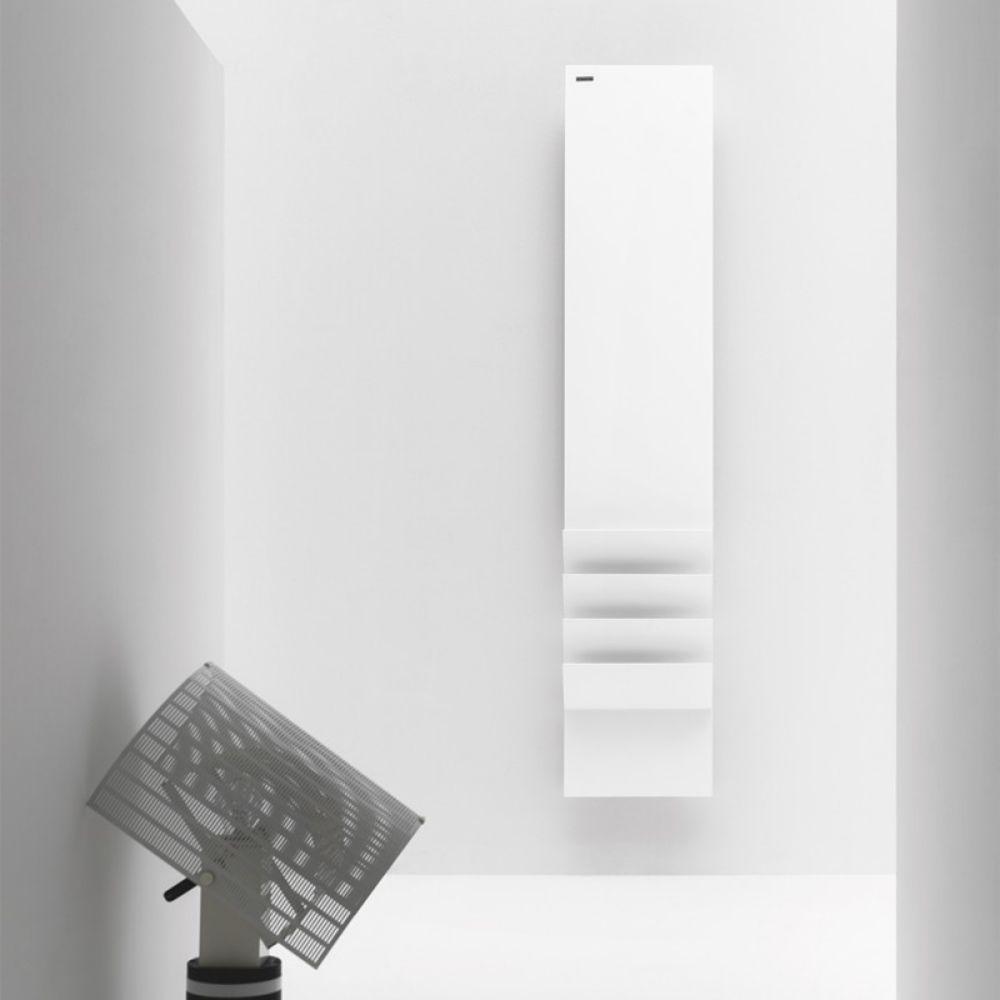 Električni radijator Flaps B, 171×35 cm, beli, Antrax