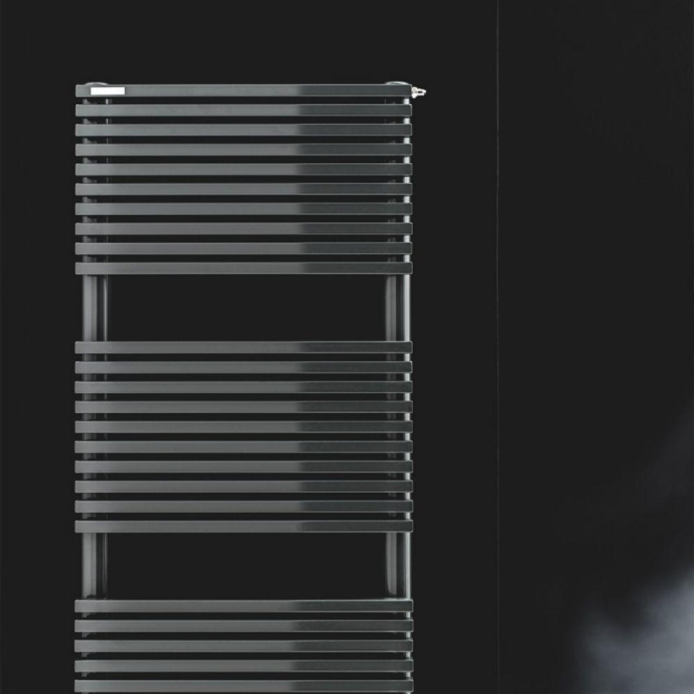Električni sušač peškira Trim VS, 48.2×166 cm, siva, Antrax