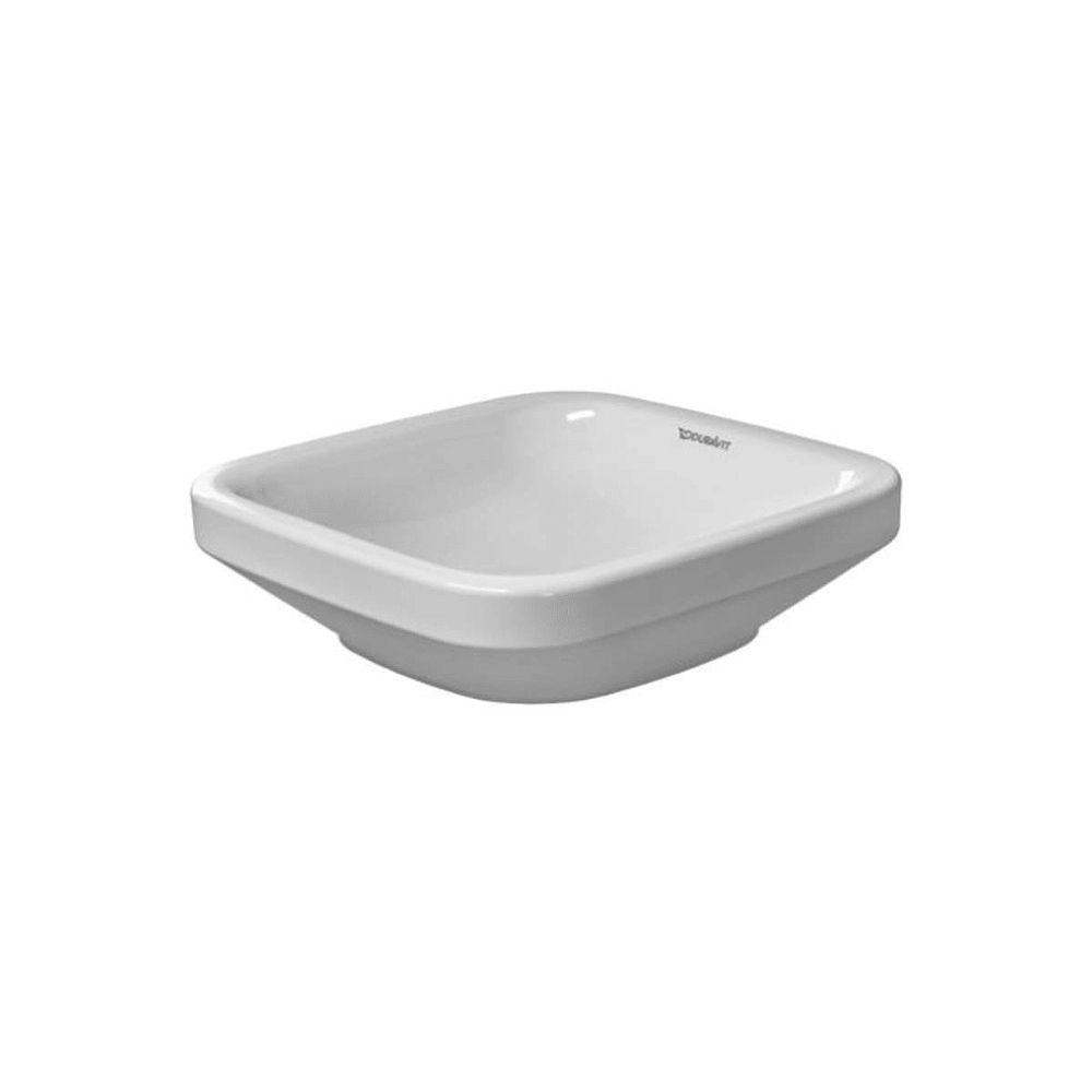Nadgradni lavabo DuraStyle 43×43, Duravit